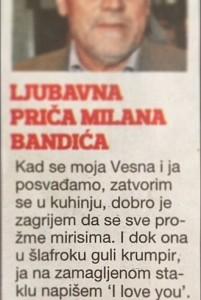 Milan Bandic i Vesna Bandic